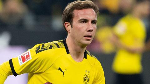 Người hùng World Cup 2014 chính thức bị Dortmund đẩy ra đường