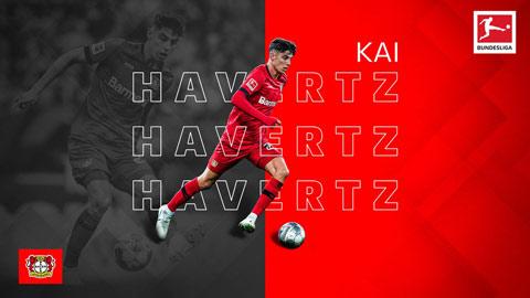 Ghi 3 bàn trong 100 phút, Havertz khiến Haaland phải bái phục