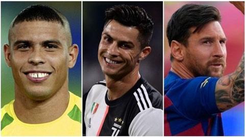 """Messi, Ronaldo & những siêu sao ghi bàn """"khủng"""" nhất ở tuổi 21"""
