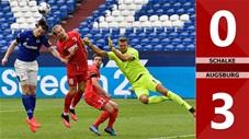 Schalke 0-3 Augsburg(Vòng 27 Bundesliga 2019/20)