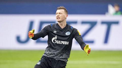 Schalke mắc kẹt ở vị trí thủ môn