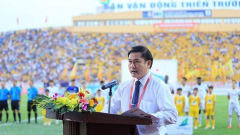 'Mong các trận tiếp theo cũng sôi động như DNH Nam Định vs HAGL'