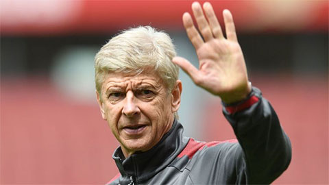 Wenger dứt tình với Arsenal, hài lòng khi Liverpool đứt mạch bất bại