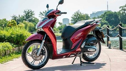 Honda SH 125, SH 150 2020 đẹp mê ly, bất ngờ giảm giá mạnh tại đại lý khiến fan phát sốt