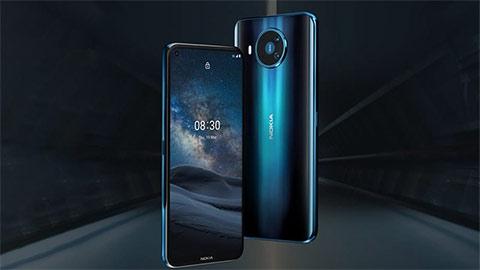 Nokia 8.3 5G đẹp mê hồn, giá mềm, chạy Snap 765, camera 'chất' sắp mở bán
