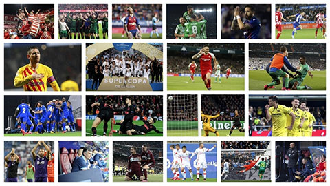 Lịch thi đấu vòng 28 La Liga: Ngày trở lại trong mơ