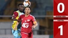 Khánh Hòa 0-1 Viettel(Cúp QG 2020)