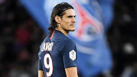 3 điều kiện tiên quyết để Inter sở hữu Cavani