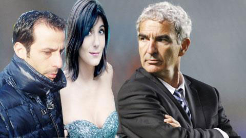 Chuyện Pericard – Bettega gợi lại scandal Giuly - Domenech