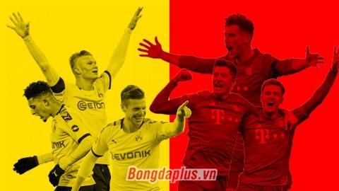 Dự đoán kết quả vòng 28 Bundesliga: Dortmund phả hơi nóng vào gáy Bayern?