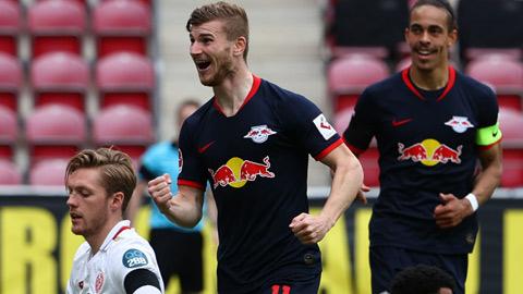 Werner và các đồng đội vẫn ấp ủ tham vọng lật ghế Bayern