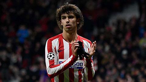 Tin giờ chót 25/5: Atletico mất Joao Felix dài hạn vì chấn thương đầu gối