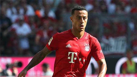 Bayern đón tin cực buồn từ Thiago trước đại chiến với Dortmund