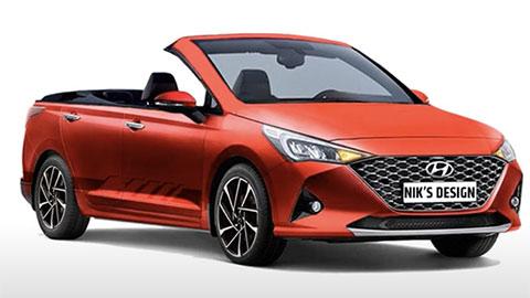 """Hyundai Accent 2020 sắp có phiên bản """"siêu ngầu"""" dùng động cơ Turbo, giá rẻ đấu Toyota Vios, Honda City?"""