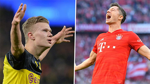 Thuyền trưởng Bayern hạ thấp đẳng cấp của Haaland