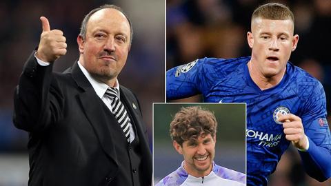 """Nếu trở lại, Benitez sẽ xây dựng đội hình ra sao để giúp Newcastle """"hóa rồng""""?"""