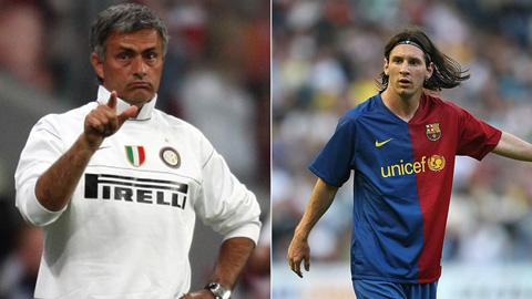 Messi từ chối làm học trò của Mourinho tại Inter năm 2008 vì lý do đặc biệt