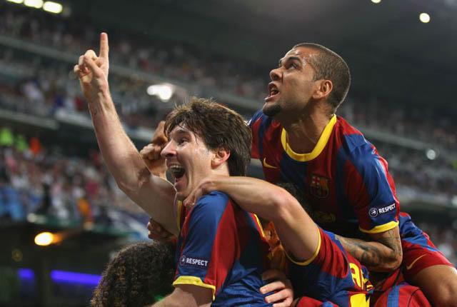 5 người hùng hy sinh thầm lặng để làm nền cho sự vĩ đại của Messi