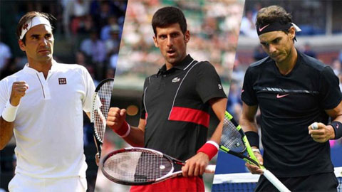 Mối quan hệ Djokovic, Federer và Nadal rạn nứt?