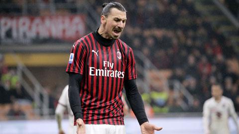 Ibrahimovic giục Milan gia hạn hợp đồng