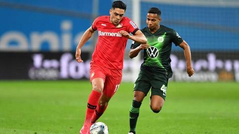 Vòng 28 Bundesliga: Leverkusen bị đánh bật khỏi Top 4