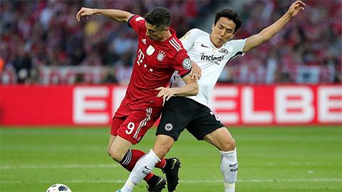 Tin giờ chót 27/5: Công bố lịch đá bán kết cúp quốc gia Đức giữa Bayern và Frankfurt