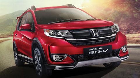 """Honda BR-V 7 chỗ tuyệt đẹp, giá """"ngon"""" sắp về VN, đấu Mitsubishi Xpander, Suzuki XL7"""