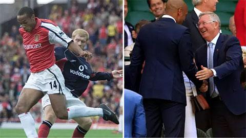 Tại sao Sir Alex từ chối cơ hội chiêu mộ Henry cho M.U?