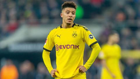 Liên tiếp phải ngồi dự bị, Sancho đang bất ổn ở Dortmund?