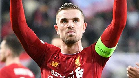 Henderson đã mơ đến cảnh Liverpool vô địch trên sân không khán giả