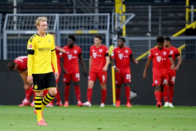 Dortmund vẫn còn quá non và chưa cho thấy bóng dáng của 1 nhà vô địch