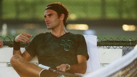 """Federer: """"Không có lý do nào để trở lại"""""""