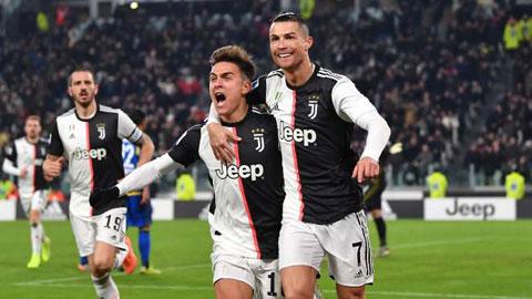 Juventus mới chỉ nhận 5 trận thua trên sân nhà kể từ mùa 2011/12