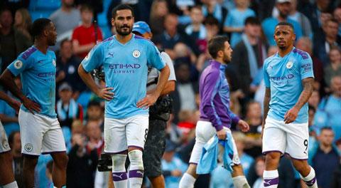 Man City đối diện lịch thi đấu dày đặc ngay khi bóng đá trở lại