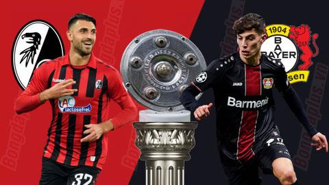 Nhận định bóng đá Freiburg vs Leverkusen, 01h30 ngày 30/5