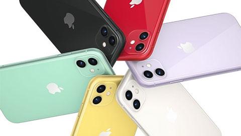 'Đả bại' iPhone XR, iPhone 11 giá mềm là mẫu smartphone bán chạy nhất toàn cầu