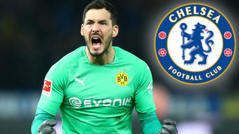 Thủ môn mắc nhiều lỗi nhất Bundesliga được Chelsea nhắm thay Kepa