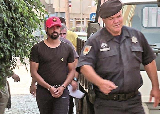 Paim bị cảnh sát bắt giữ vào năm ngoái vì buôn ma túy