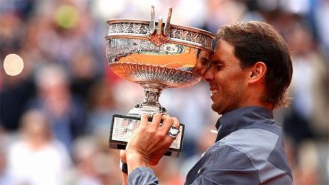 """Nadal: """"Tôi sẽ rất vui nếu kỷ lục ở Paris bị phá vỡ"""""""