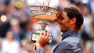 Nadal: 'Tôi sẽ rất vui nếu kỷ lục ở Paris bị phá vỡ'