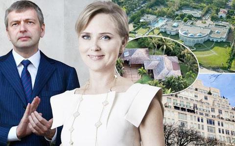 Rybolovlev thoát thua ngoạn mục trong vụ ly dị vợ cũ Elena