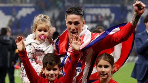 19 năm kể từ ngày Fernando Torres ra mắt đội một Atletico: Còn ai nhớ El Nino?