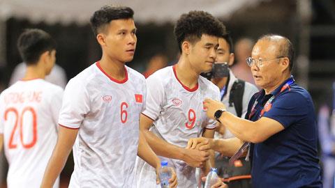 ĐT Việt Nam & vấn đề trung phong: Ai giúp ông Park Hang Seo?