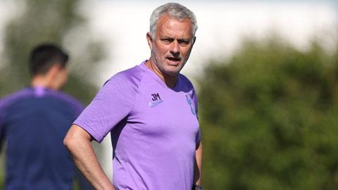 HLV Jose Mourinho: ''Tottenham muốn được thi đấu lắm rồi''