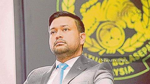 LĐBĐ Malaysia ngạc nhiên trước sự trở lại của bóng đá Việt Nam thời Covid-19