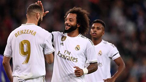 Những công thân như Benzema và Marcelo đếm ngược ngày rời Real