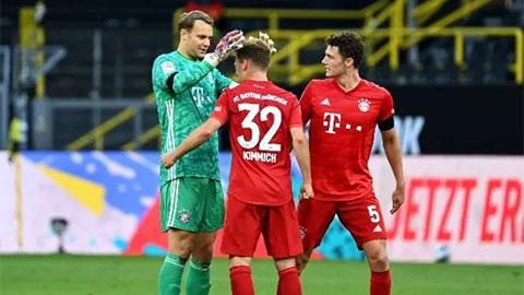 Thấy gì từ 3 trận đấu đầu tiên của Bayern từ khi Bundesliga trở lại?