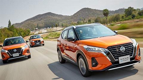 Hyundai Kona, Honda HR-V, Ford EcoSport sắp có thêm đối 'siêu ngầu' giá rẻ từ Nissan