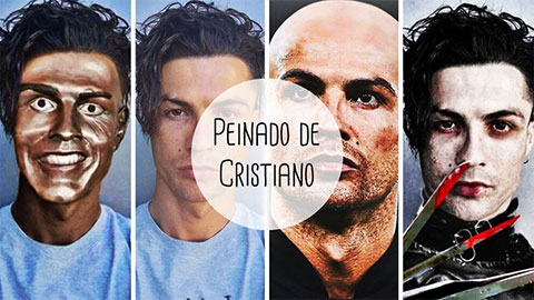 Phì cười với loạt ảnh chế từ mái tóc mới của Ronaldo