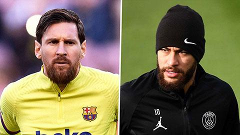 Người cũ thả thính Neymar hộ Barca, ca ngợi chỉ kém Messi